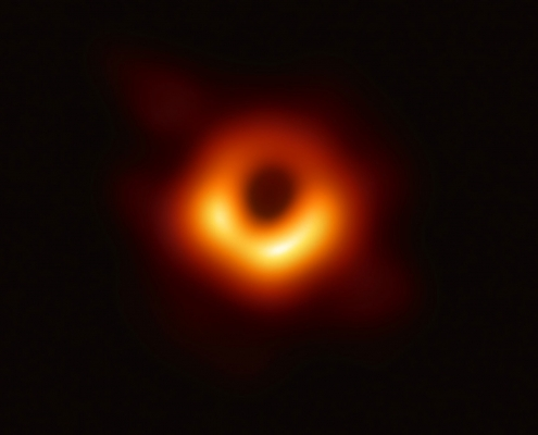 نخستین تصویر سیاه چاله