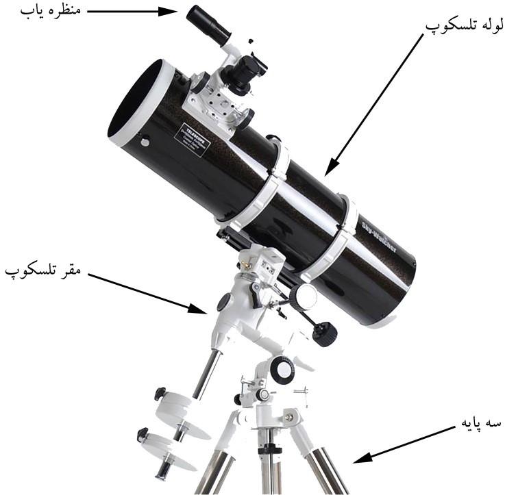 تلسکوپ، ابزاری مخصوص شیفتگان آسمان شب 1