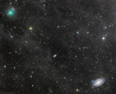 دنباله دار اطلس